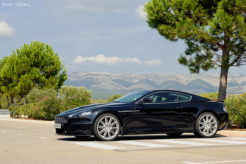 carpr0n:  On his majesty secret service Starring: Aston Martin DBS (by calians.sevan)