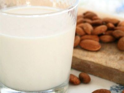 How to make homemade, raw almond milk!