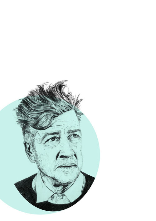 David Lynch by Ruth Bradley