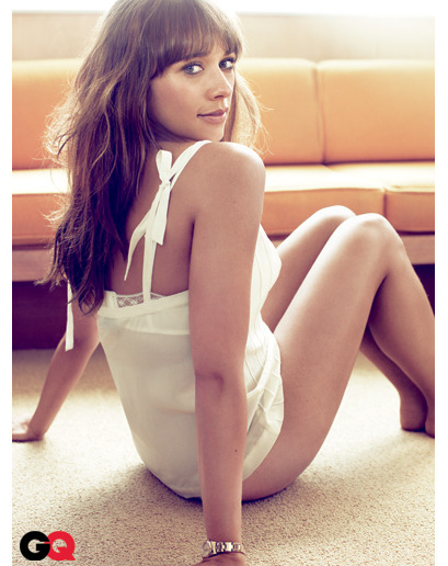 Rashida Jones for GQ: Sure, why not.