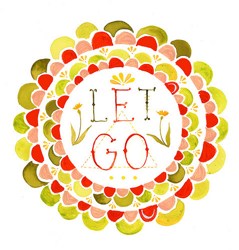 LET GO & LET GOD! tinyinfinity:  Let Go (by katiedaisy)