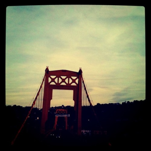 Bridge (Taken with instagram)