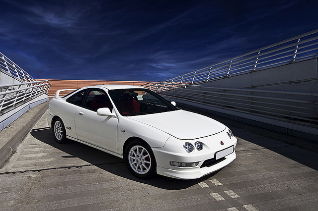 Tangible Dream by LuckyPL Honda Integra Type R Location: Poland