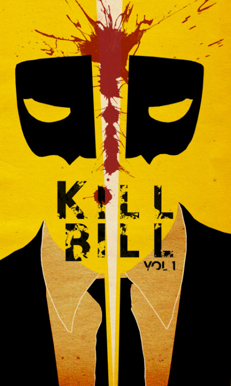 Kill Bill Vol. 1 by Travis English