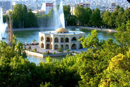 "Tabriz, Iran ""In northwest Iran near the Turkish border this ancient capital of Armenia (founded in the 3rd century BC) is now a sprawling industrial city surrounded by mountains. Famed for its calligraphy and bookmaking in the 13th century Tabriz was well placed on trade routes and played an important role in Iran's history."""