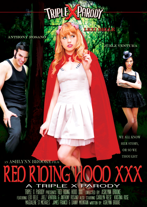 Red Riding Hood XXX (via Triple X Parody)