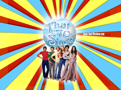 My favourite sitcom #that70sshow  ♥ Kelson