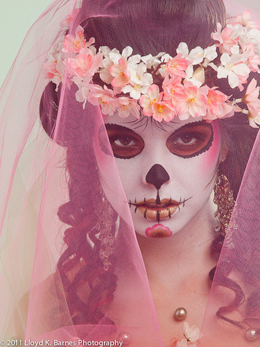 speculativedrama:  part of the Spring Muertos set by Lloyd K Barnes Photography.