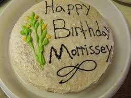mozporn: Happy 52nd Birthday Morrissey!