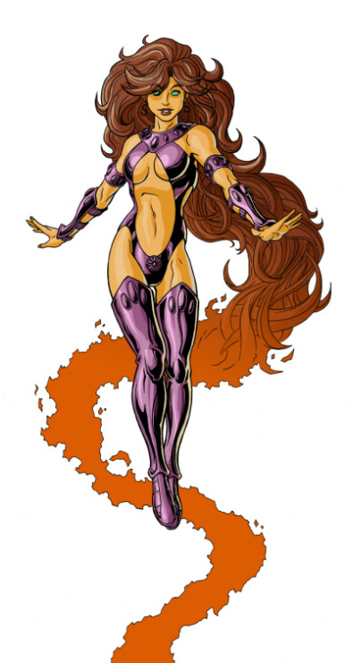 Starfire by David J. Cutler