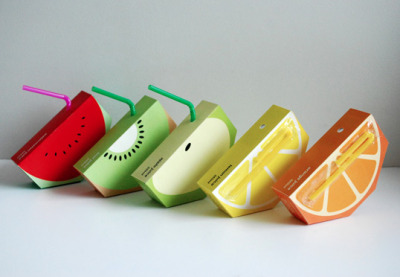jaymug:  Lovely Fruit Juice Packaging by Yunyeen Yong