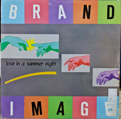 "Brand Image - Love In A Summer Night (12"") Label: Time RecordsCat#: RD 1012Italo-Disco, Italy, 1985RYM / Discogs"