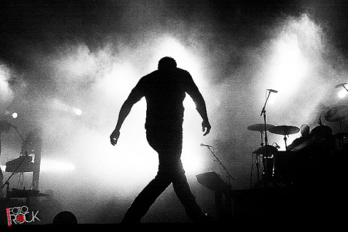 MICHAEL TRENT REZNOR by Fotorock on Flickr.
