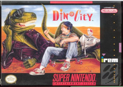Dino City, where all the music WAILZ and all the babez have TAILZ!!!