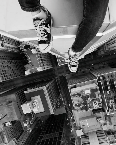 Long Way Down photo by Tom Ryaboi