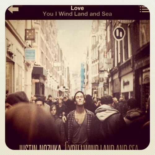 #nowplaying #love (Taken with instagram)