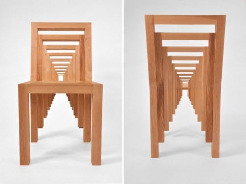 Inception chair via Fubiz