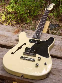 Fender TC- 90 Rare. Current dream guitar.