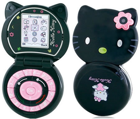 Hello Kitty Phone Watch