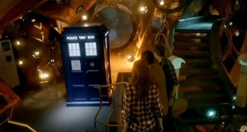 Yo dawg, I heard you like the TARDIS…