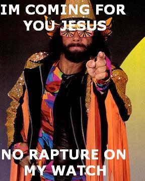Thank you Macho Man.