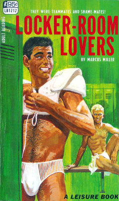 "On Queer Pulp and Where Homos Happen: Thirteen  ""They were teammates and shame-mates!"" And very, very happy about it too."
