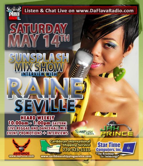 Raine Seville x Dancehall Artist