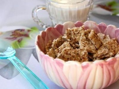 A use for all the leftover almond pulp from almond milk!