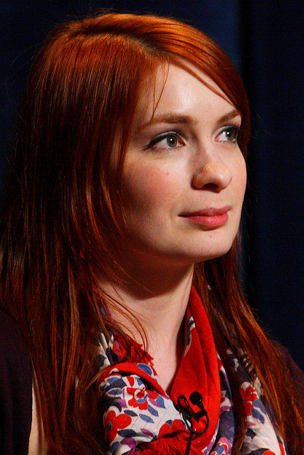 Felicia Day on Flickr.