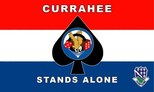 Currahee battle flag