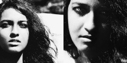 30-Days Photo-A-Day Challenge.Day 23: Day Shot Diptych.Model: Chand.I came into the shoot with a different vision, didn't get what I wanted because I sucked too much. Got to make do with what I have, regardless. Special shout-out to my model Chand for being such a good sport by turning up at the very last minute after my original model backed out on me. Thanks a million, Chand, I don't know what I'd do without you! <3