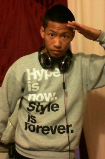 "About to head out for my new glasses. ""Hype is now. Style is forever.""Dr. Dre Studio Beats x Illthreads"