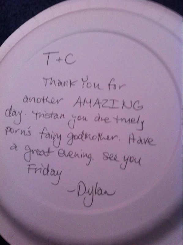 tristantaormino:  Thank you note fr @thedylanryan. Little things like this make my work in porn so meaningful to me.