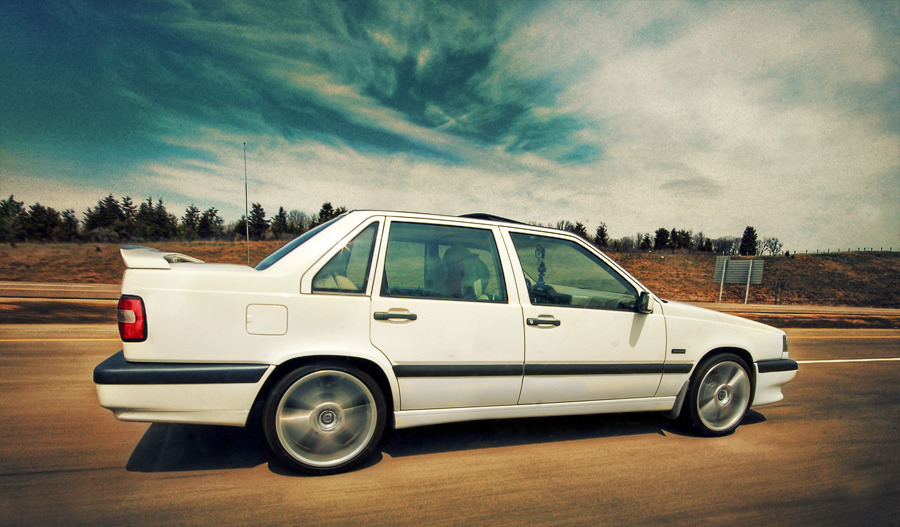 The Obvious Choice by Zach Boumeester Volvo 850R Sedan Location: Minnesota, USA