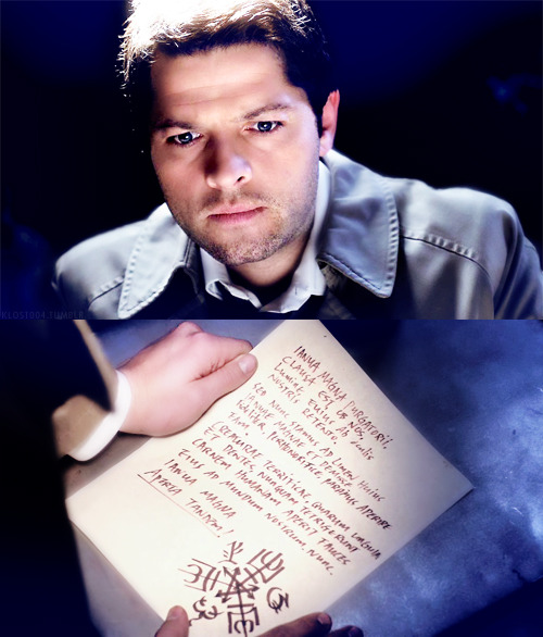 Supernatural - 6x22 - The Man Who Knew Too Much
