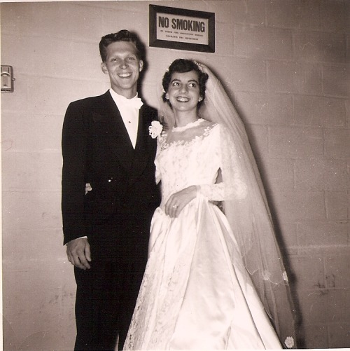 myparentswereawesome:  Fred and Rita Submitted by Cindy
