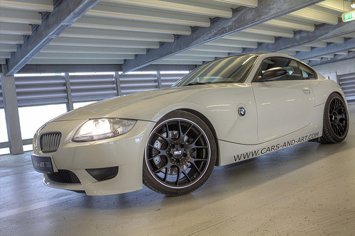 BMW Z4 M Coupe Cars and Art Mannheim HDBy Sascha Bentz Photography