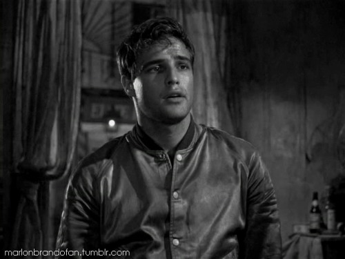 "Marlon Brando movie still from ""A Streetcar Named Desire"" (1951)"