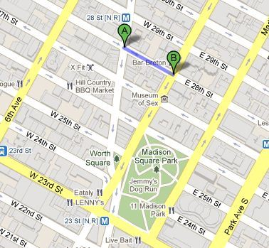 Once a week, I make this tiny little walk from the R train to my chiropractor's office. Every time, nearly without fail, at least one guy on this block will catcall or otherwise tell me I am 'beautiful' or 'pretty', etc. Writing that out, it sounds so mundane. It's never been threatening, per se, and I've been catcalled since I was about 15, so why is this instance particularly annoying? No matter when or where it happens, being called 'pretty lady' or told 'you have nice legs' from a stranger while you are just going about your business is pretty fucking weird. I wear glasses and a scowl most of the time when I am out by myself to ward off advances, but nothing really helps. All you can do is ignore the comment, keep pressing on, and hope it doesn't escalate. See, when a guy says that to you on street, you don't know how to react - or how he'll react if you ignore him, roll your eyes at him, or even if you simply say 'thanks'. All of the sudden, humans start to feel like wild animals. Unpredictable.Will that objectifying comment said in passing shift into obscenities, being followed or worse? And this is why I contemplate taking a different route to my doctor's office every week.