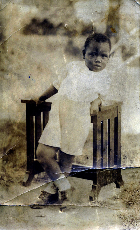 Rodman Howard, 3 yrs. old [Howard Family Album, 1920's-70's] ©WaheedPhotoArchive, 2011