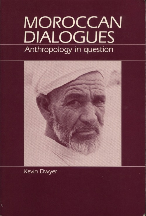 anthropologica:  Kevin DwyerMoroccan Dialogues: Anthropology in Question  Voy a reblogguear 5 publicaciones diarias del blog de antropología en los otros tumblelogs.