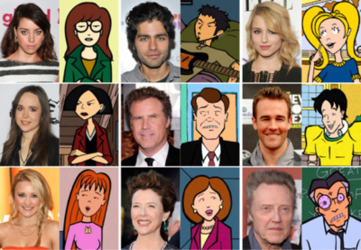 "Who Would Play The ""Daria"" Cast?"