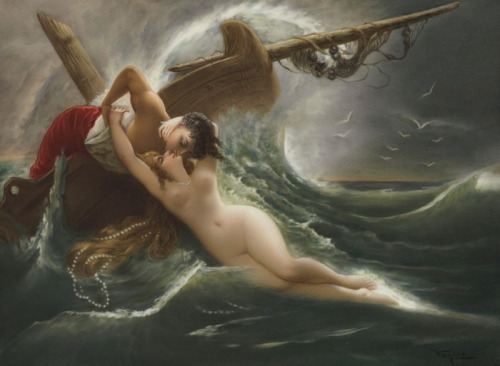 Gustave Wertheimer - Kiss Of The Wave