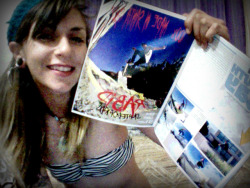 herrovikkie:  oh what ? look who go their photo in Skidmark Magazine ! :D Original image: http://www.flickr.com/photos/vikkiesayah666/5385955023/in/set-72157625775460629