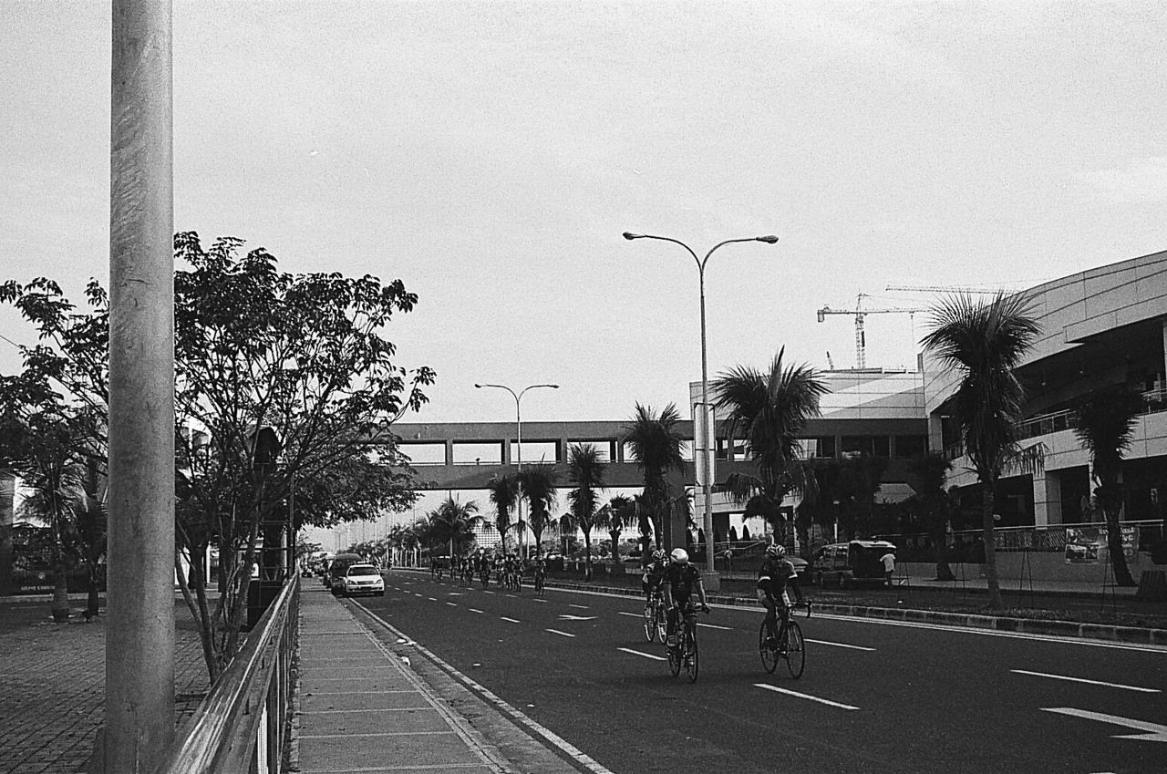 Bikers at MOA 3 (Tired) Film: Fujifilm Neopan 400 Camera: Canon EOS 300 -bramasuncion