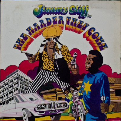 Various - The Harder They Come Label: Island Cat#: ILPS 9202 Reggae/Soundtrack, Jamaica, 1972 RYM / Discogs