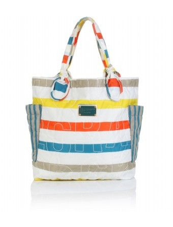 From the Marc by Marc Jacobs range. Perfect for carrying your beach towel and Vogue down to the beach in.