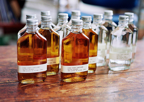 whiskeysoaked:  Kings County Distillery Whiskey and Moonshine