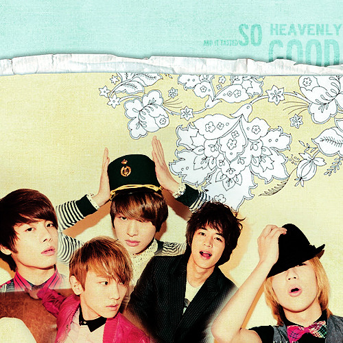 110525 | Happy 3rd Anniversary, SHINee ☆