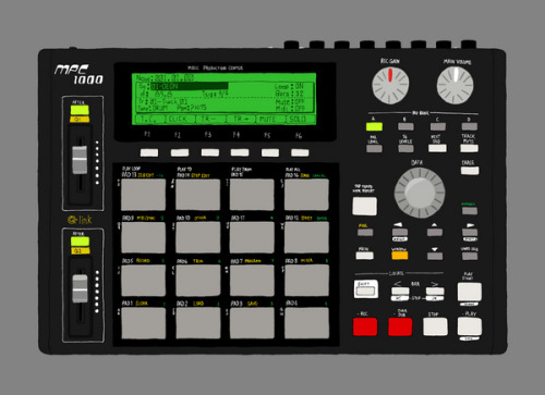 (via Akai MPC 1000 on yay!everyday)